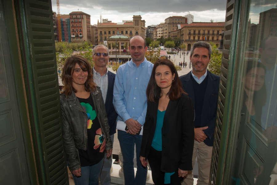 Un total de 1.800 escolares navarros participarán en el programa Kandinsky del Museo Universidad de Navarra