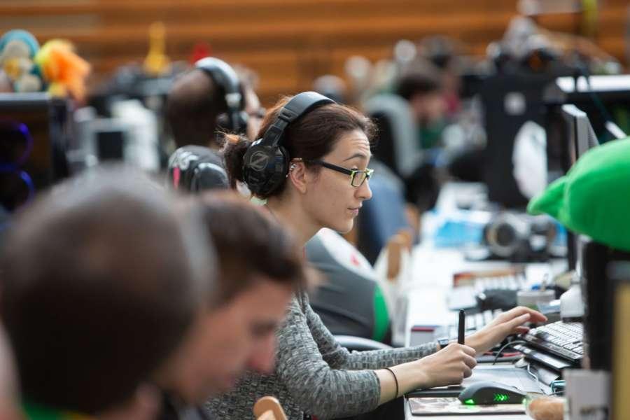 La Navarra LAN Party vive 72 horas ininterrumpidas de tecnología