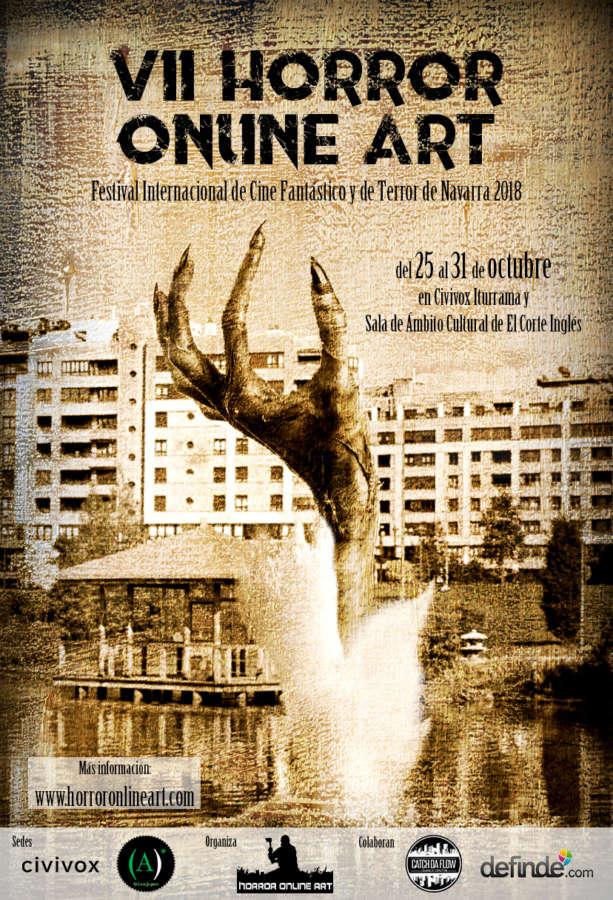 LA IV Edición del Festival de Cine Fantástico y de Terror de Navarra se celebrará en otoño