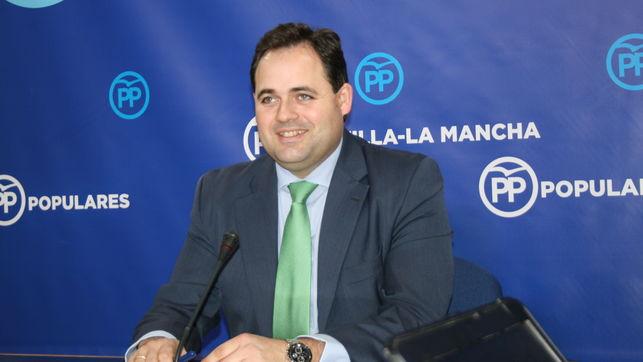 Francisco Núñez será el presidente del PP de Castilla-La Mancha con el 64,4 % de los votos
