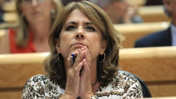 Dolores Delgado revela que jueces y fiscales acabaron con menores en un viaje a Colombia