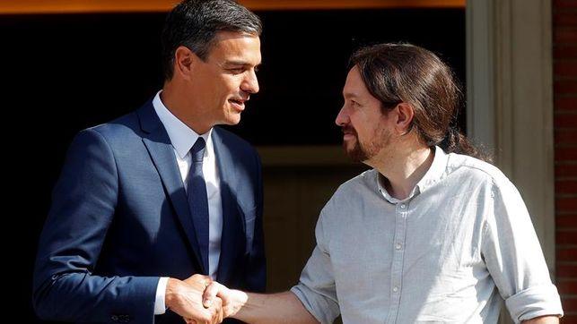 Unidas Podemos pide negociar