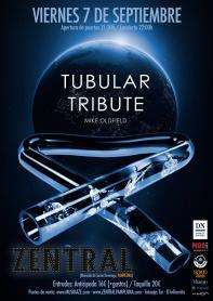 AGENDA: 7 de septiembre, en Zentral, espectáculo: 'Tubular Tribute'