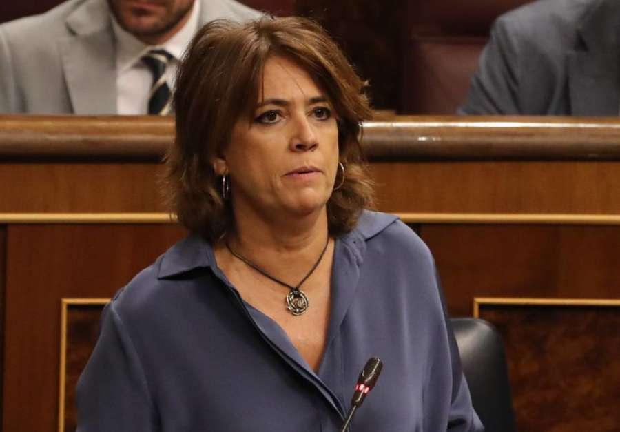 Dolores Delgado reconoce ahora al menos tres encuentros con Villarejo