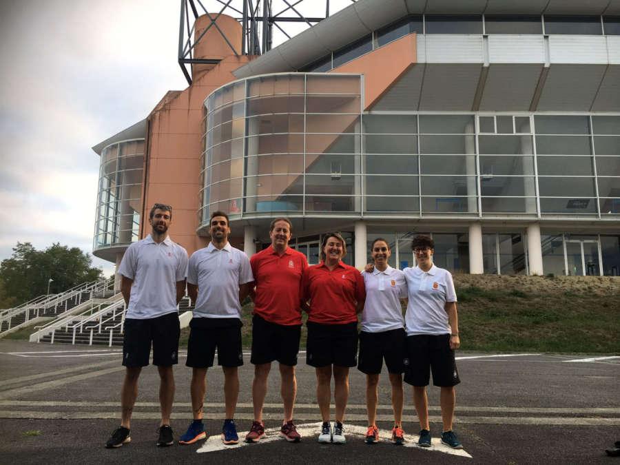 Navarra participa en un desafío europeo en la ciudad de Pau, Ciudad Europea del Deporte 2018