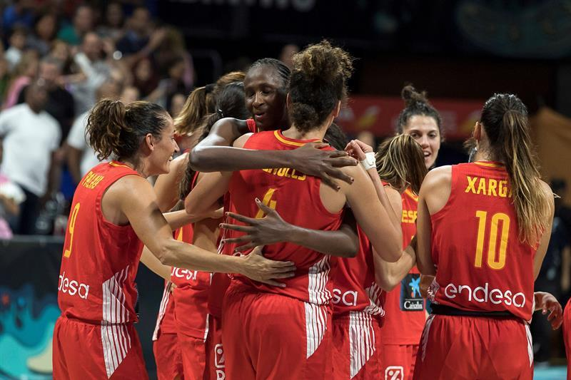 53-68. España renace por orgullo para luchar por las medallas