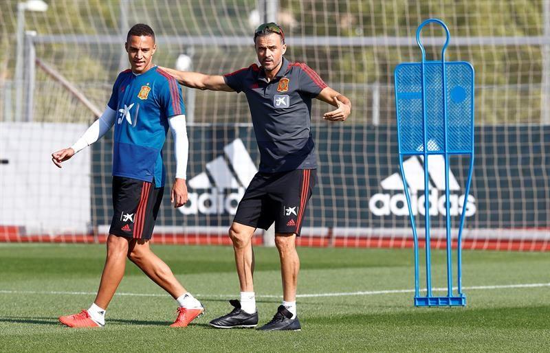 Una nueva España arranca en Wembley