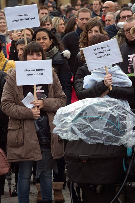Madres piden para su IRPF