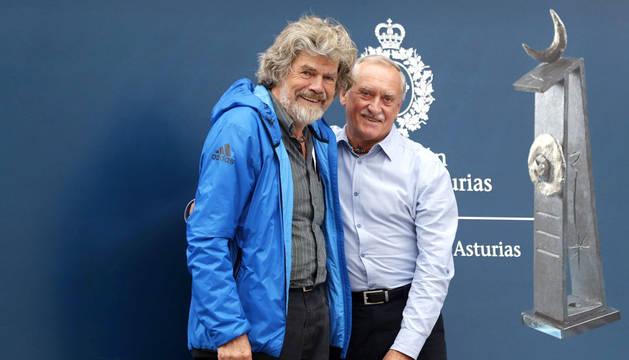 Messner y Wielicki: El alpinismo es el arte de sufrir, no turismo de sendero
