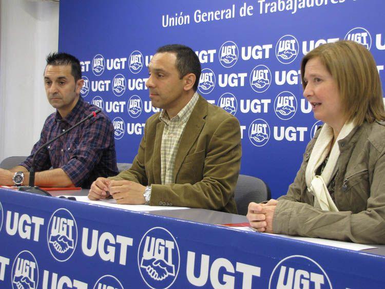 UGT de Navarra denuncia