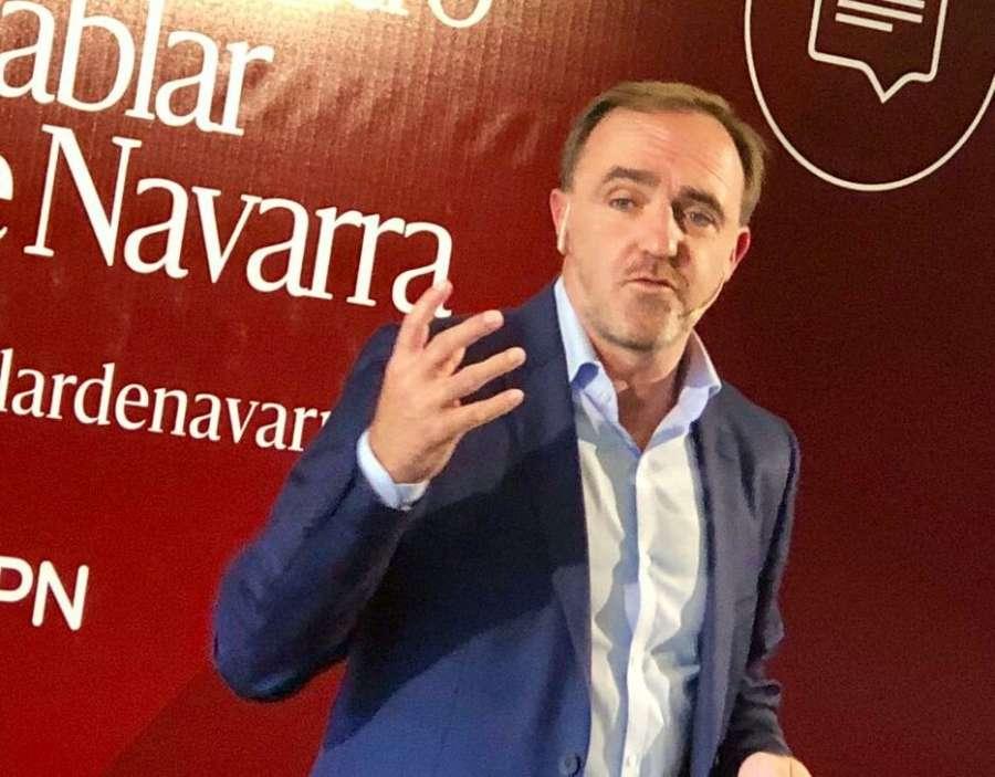 Canal de Navarra: Esparza anima a defender el