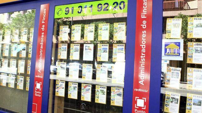 El capital prestado para hipotecas baja un 24 % interanual en Navarra