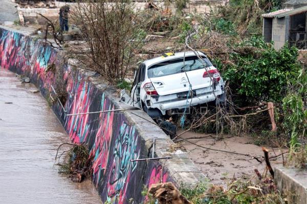 La torrentada de Mallorca suma 12 muertos mientras sigue desaparecido un niño