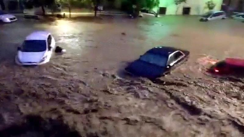 Las lluvias torrenciales remiten tras causar al menos diez muertos