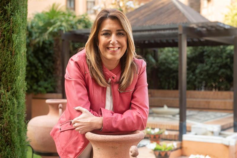 Susana Díaz anuncia que repetirá como candidata para