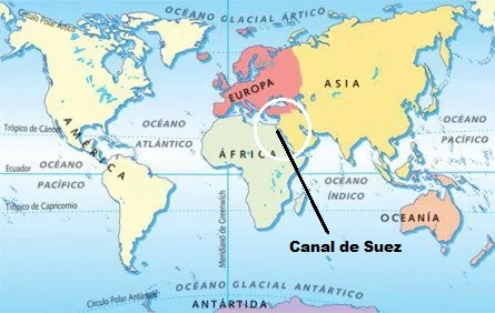 Canal De Suez Mapa Fisico Africa.Canal De Suez Mapa Detraiteurvannederland