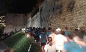 La Carrera de las murallas afectara al trafico de Pamplona toda la tarde