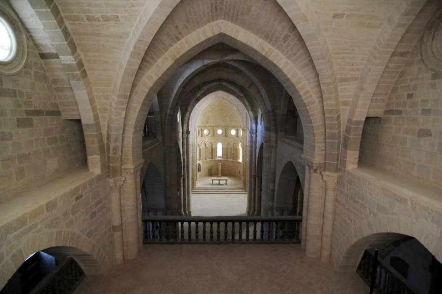 El Monasterio de Irache reabre al público con su horario habitual de verano