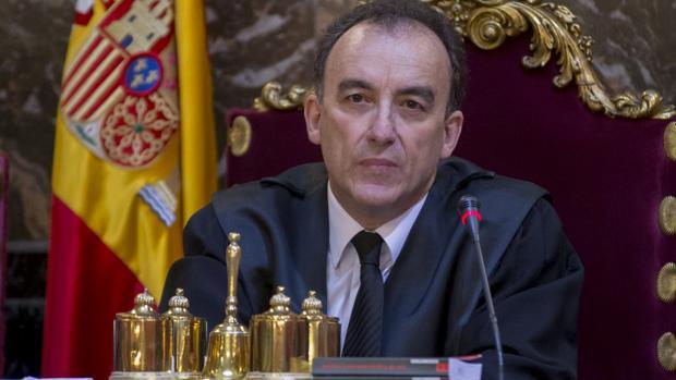 Manuel Marchena a los periodistas: