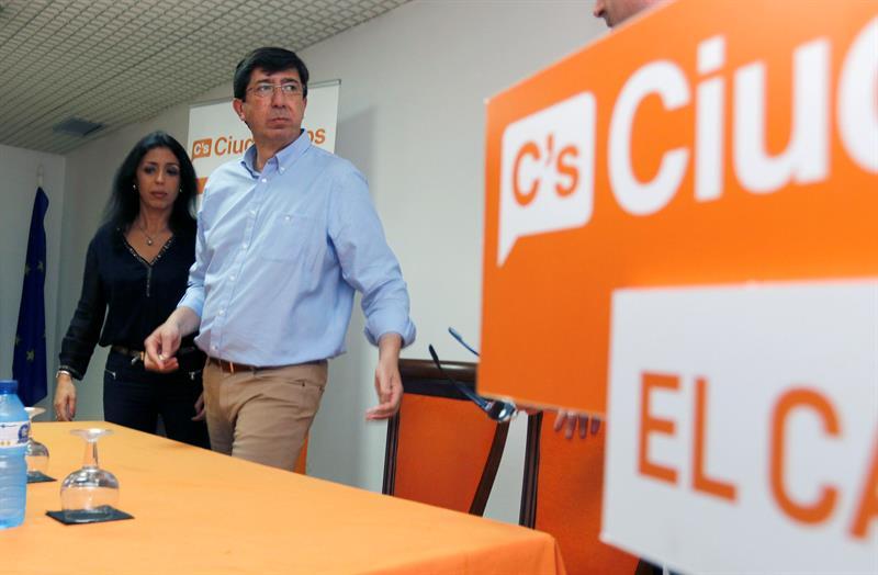 PP, Cs y Vox eligen a Marta Bosquet como presidenta del Parlamento andaluz
