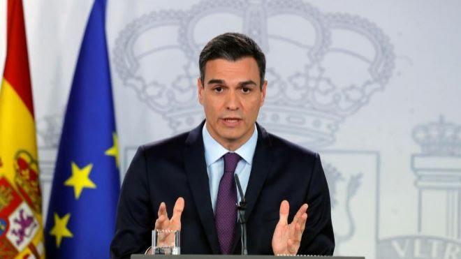 Sánchez intentará someterse a la investidura: