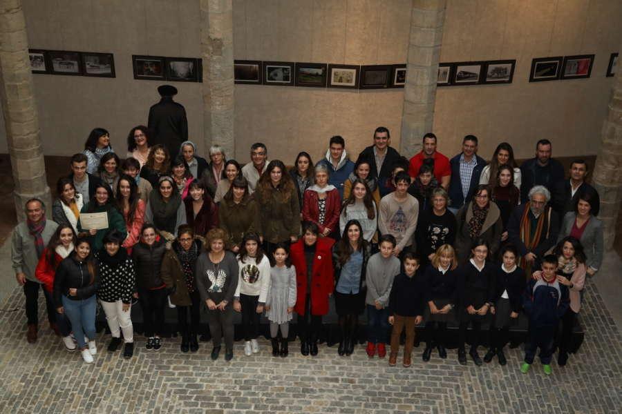 Entrega galardones del XVIII Premio Tomás Belzunegui