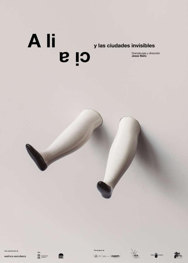 AGENDA: 2 de diciembre, en Auditorio Barañáin, 'Alicia y las ciudades invisibles'
