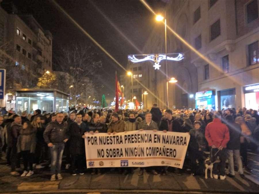 Asociación Guardia Civil manifiesta su