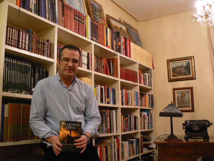 'Desayuno para el muerto' queda finalista para el VIII Premio Wilkie Collins de Novela Negra