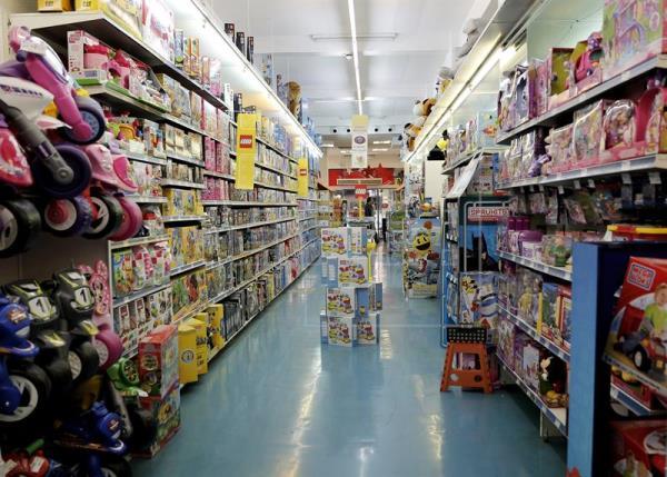 Irache encuentra diferencias de precio de hasta el 31 % en un mismo juguete