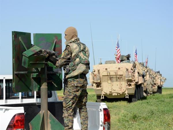 EE.UU. comienza a replegar sus tropas de Siria tras