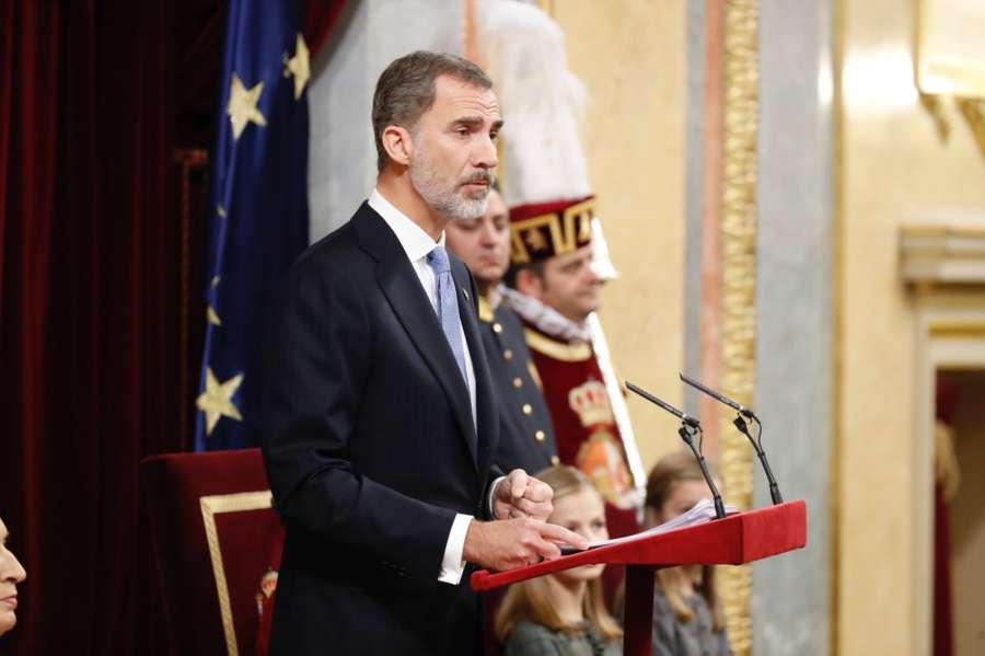 El Rey anima a preservar los ideales constitucionales sin desvirtuarlos