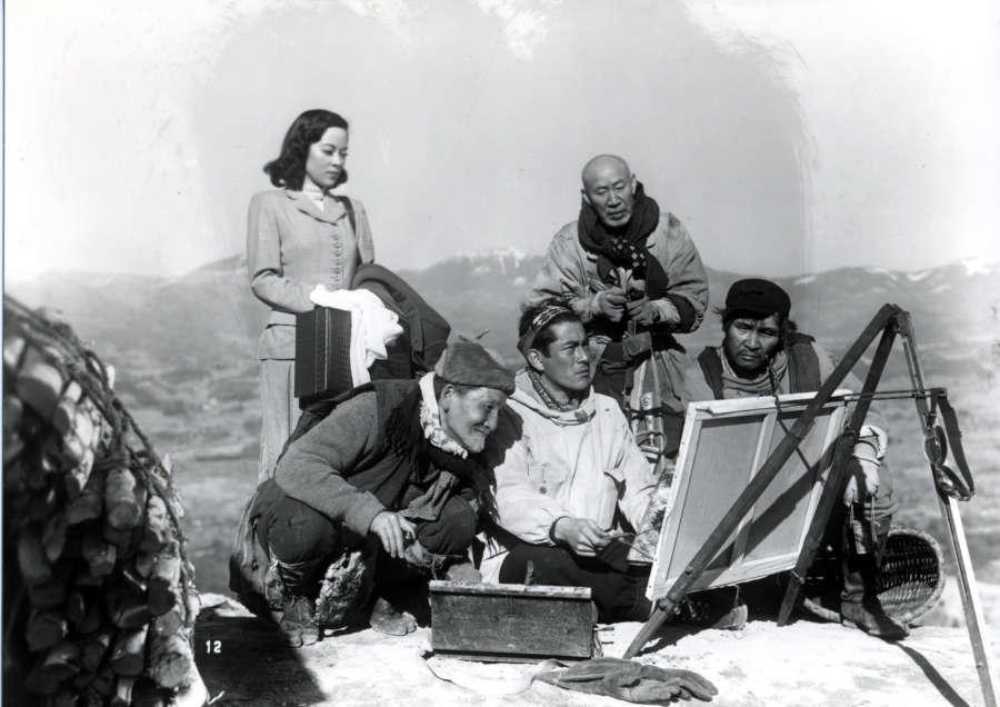 AGENDA: 12 de enero a 23 de febrero, en Civivox Condestable, ciclo de cine Akira Kurosawa