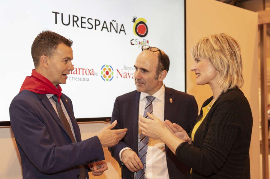 Navarra se promociona en FITUR como un destino de calidad y cosmopolita