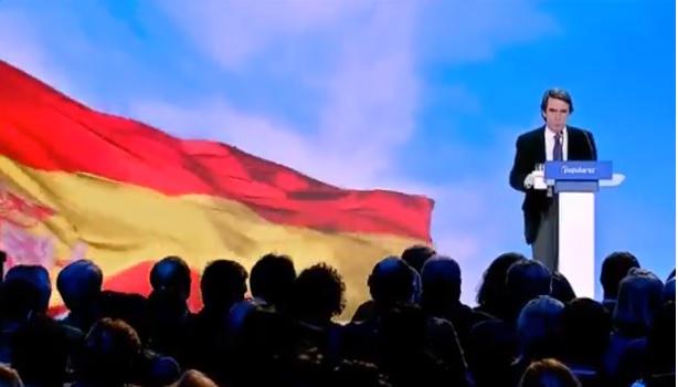 Aznar acusa al Gobierno de