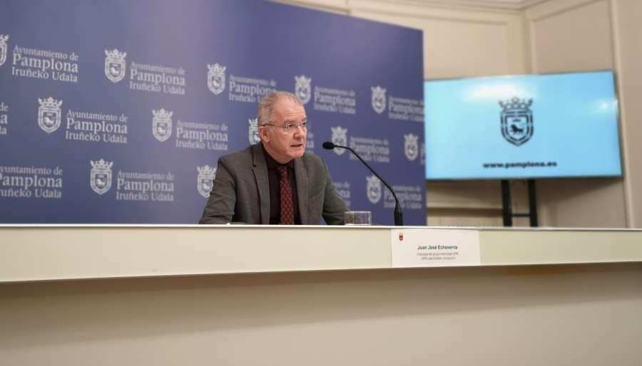 Navarra Suma ofrece solares con licencia inmediata para evitar construir en la Ripa