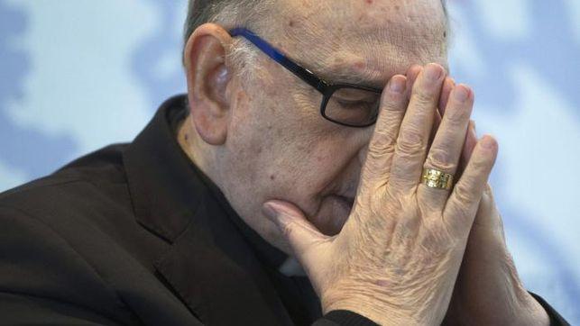 Fallece en Málaga el cardenal Fernando Sebastián, arzobispo de Pamplona