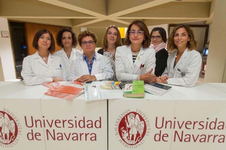 Leire Arbea, premio a la Mejor Práctica Docente 2018 de la Fundación Lilly-Universidad Complutense de Madrid