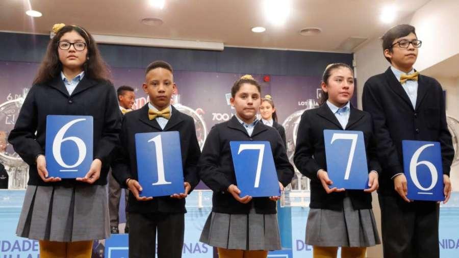 Dos administraciones de Pamplona y Tudela venden parte del segundo premio de la Lotería del Niño