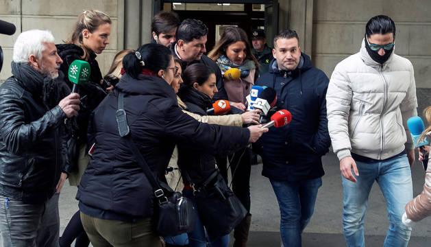 Proponen multa de 150.000 euros a miembro de la Manada por difundir un vídeo