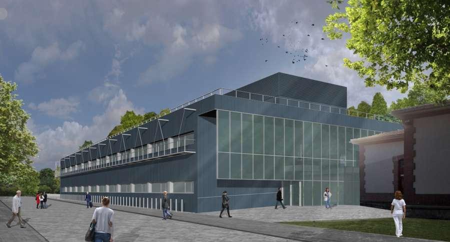 El Gobierno de Navarra construirá un un nuevo edificio para Laboratorio Unificado del CHN y una nueva galería de comunicaciones
