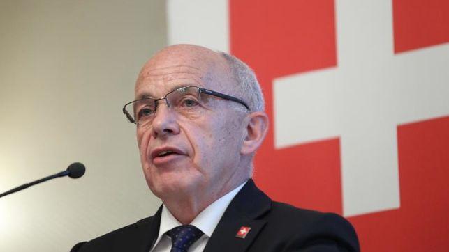 El nuevo presidente suizo quiere renegociar el acuerdo marco con la UE
