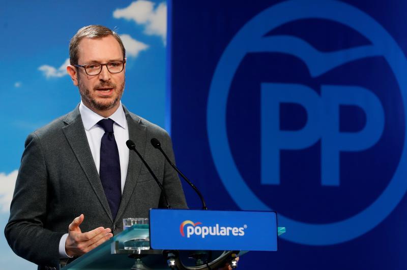El PP pedirá que Sánchez aclare en el Congreso la implicación de Calvo, Montero y Planas en el caso de los ERE
