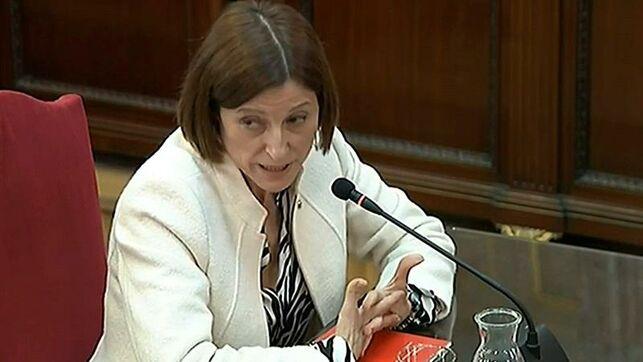 Estrasburgo rechaza la demanda de Forcadell contra su prisión preventiva