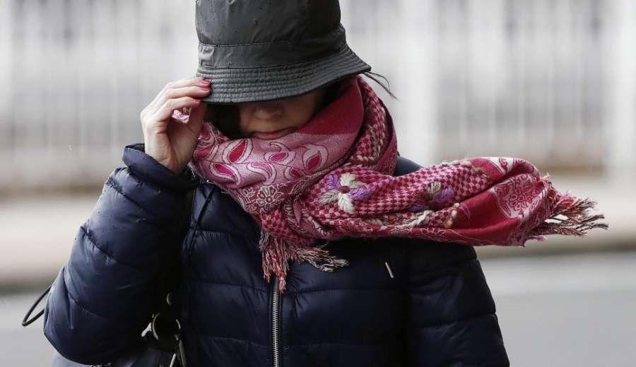 Alerta amarilla por fuertes rachas de viento en Navarra