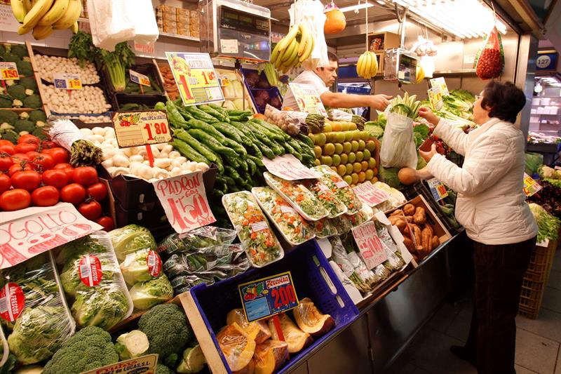 La inflación se mantiene en el 0,1 % en octubre