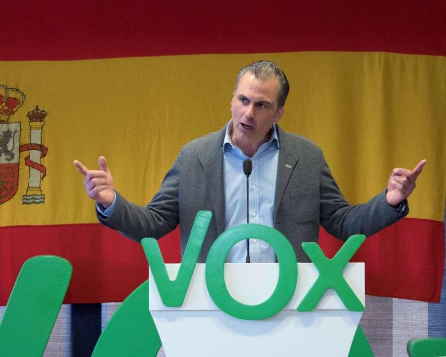 Ortega en Pamplona: