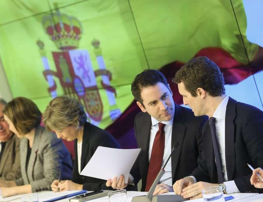 El PP recurrirá al Constitucional la decisión judicial que permite a Puigdemont ser candidato a las europeas