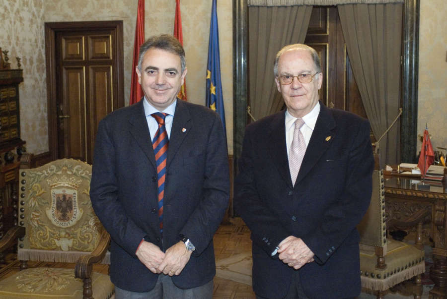 Fallece el expresidente de Navarra Juan Manuel Arza