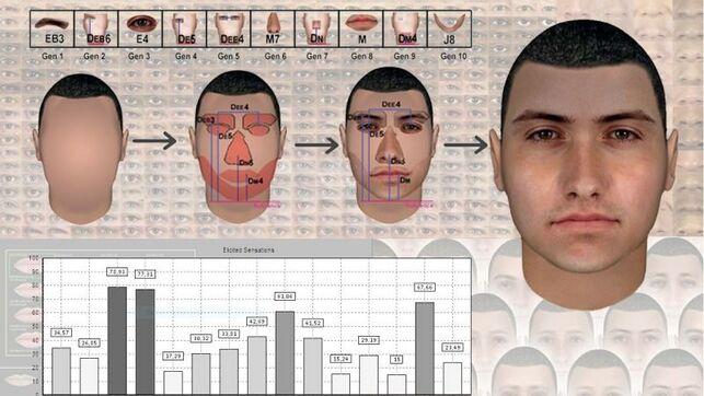 Caras virtuales que transmiten sensaciones, un posible avance ante el autismo